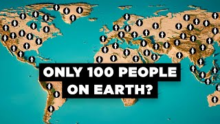 Download What If Only 100 People Existed on Earth? Video