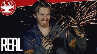Download Electrified Wolverine Claws: HOW DEADLY ARE THEY? Video