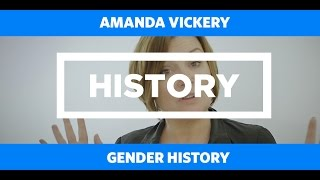 Download HISTORY: Gender History - Amanda Vickery Video