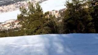Download Sundsvalls Jibbarna visar hur man hoppar och railar grymt bra 2011-03-08 Video
