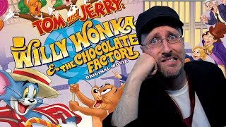 Download Tom and Jerry: Willy Wonka & the Chocolate Factory – Nostalgia Critic Video