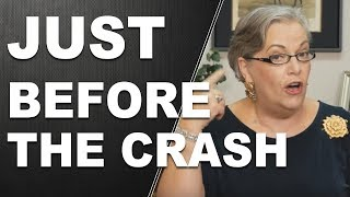 Download JUST BEFORE THE CRASH: The 2 Patterns to look for! By Lynette Zang Video