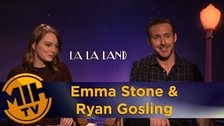 Download Emma Stone & Ryan Gosling La La Land Interview Video