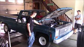 Download Turbo C10 visits the dyno Video
