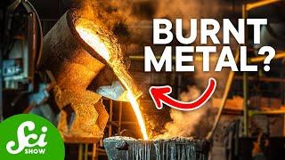 Download Can you burn metal? Video