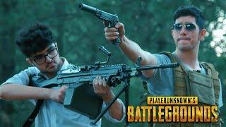 Download Unknown Battlegrounds (PUBG Movie Live Action) Video