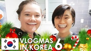 Download VLOGMAS IN KOREA #6 - Making hemp milk from scratch, and eating delicious Bibimbap Video