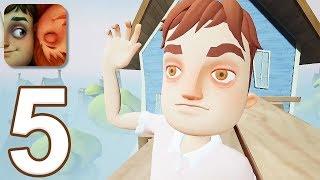 Download Hello Neighbor Hide & Seek Mobile - Gameplay Walkthrough Part 5 - Stage 5 Ending (iOS) Video