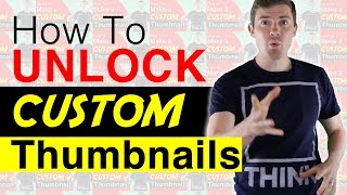Download How To Enable and Get Custom Thumbnails on YouTube Video