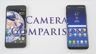 Download Samsung Galaxy S8+ Vs Google Pixel XL Camera Compared Video