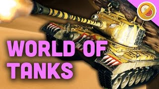 Download THE MOST MENACING TANK! | World of Tanks Gameplay Video