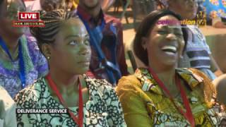 Download LIVE DELIVERANCE SERVICE WITH APOSTLE JOHNSON SULEMAN 22ND FEB 2017 Video