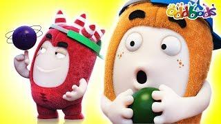 Download Cartoon | Oddbods NEW - AMUSING ARCADE | Funny Cartoons For Children | The Oddbods Show Video