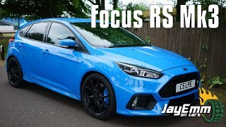 Download Ford Focus RS Mk3 Review Video