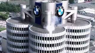 Download ☆ BMW Stunt Motorbike Riding BMW Tower Chris Pfeiffer - New Carjam Radio 2011 Video