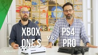 Download Xbox One S vs PS4 Pro, ¿qué consola 4K - HDR comprar? Video