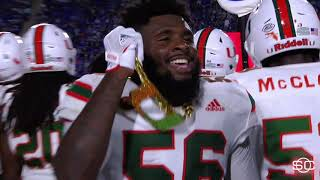 Download Marty Smith is in search of the Miami Hurricanes' turnover chain | ESPN Video