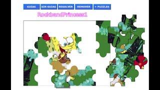 Download Puzzle Games Of Spongebob Video