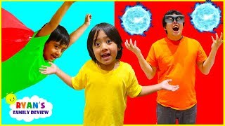 Download Ryan Plays Would You Rather with Mommy and Daddy Video