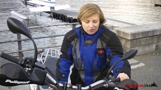 Download Yamaha Tricker opinione femminile Video