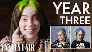 Download Coming Soon: Billie Eilish, Same Interview, Another Year | Vanity Fair Video