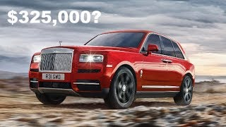 Download Here's Why The Rolls Royce Cullinan Is The Best SUV Of 2019 Video
