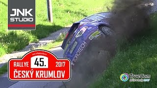 Download 45. Rallye Český Krumlov 2017 (crash & action) Video