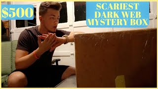 Download Opened a Mystery Box From The Dark Web(Finale.. Must Watch) Video