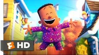 Download Captain Underpants: The First Epic Movie (2017) - The Saturday Song Scene (3/10) | Movieclips Video