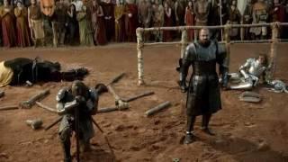 Download Ser Loras Tyrell vs Gregor Clegane tournament Video