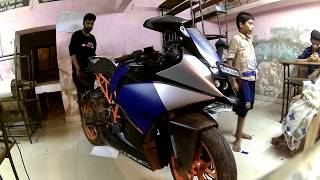 Download Ktm Rc 200 Redbull Edition Video