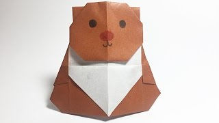 Download BEAVER ORIGAMI TUTORIAL | ORIGAMI FOR KIDS Video