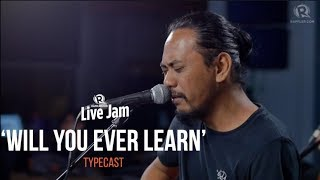 Download 'Will You Ever Learn?' – Typecast Video