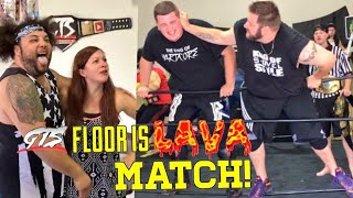 Download FLOOR IS LAVA CHALLENGE GTS CHAMPIONSHIP MATCH GONE WRONG! Video