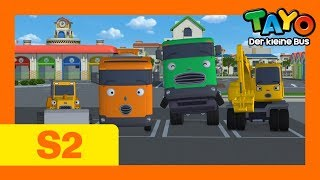 Download Tayo Da ist ein Gespenst l Spielzeit 2 Folge 23 l Tayo Der Kleine Bus Video