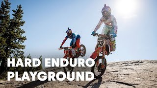Download Shredding the Ultimate Hard Enduro Playground at a Classic Tahoe Ski Hill | Donner Partying 2016 Video