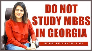 Download Do not study MBBS in Georgia without watching the Video | Yukti Belwal Video