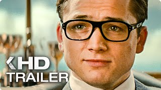 Download KINGSMAN 2 Trailer 2 German Deutsch (2017) Video