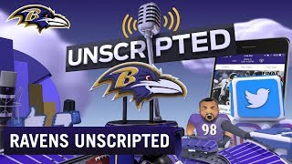 Download Ravens Are Hot Heading Into Pittsburgh | Ravens Unscripted Video