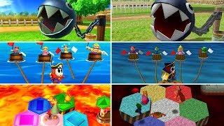 Download All 100 Minigames Comparison (Original vs. Remake) - Mario Party: The Top 100 Video