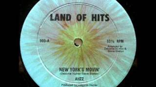 Download Ahzz - New York's Movin(1981) Video