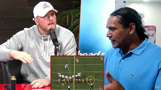Download Troy Polamalu FINALLY Answers Why He Lined Up In The C-Gap.. Video