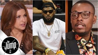Download What would be a successful season for LeBron, Lakers in 2018/19 | The Jump | ESPN Video