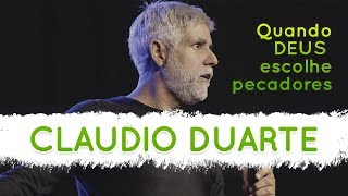 Download Cláudio Duarte - Quando Deus escolhe pecadores | Palavras de Fé Video