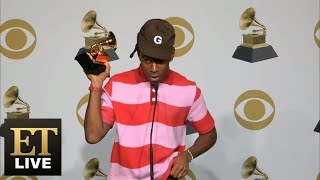Download Tyler, The Creator Reacts To Kobe Bryant's Death | Grammys 2020 Full Backstage Interview Video
