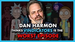 Download Why does Dan Harmon think Vindicators is the worst Rick & Morty episode? Video