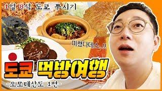 Download 오가나가 보장하는 도쿄 JMT 맛집(마이센 돈까스&경양식,日本のご飯を食べてみた, mukbang) | 오프라이드오가나 Video