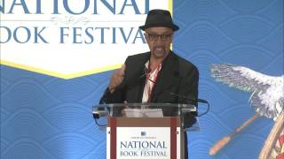 Download James McBride: 2016 National Book Festival Video