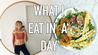 Download What I Eat in a Day as a Model | My Daily Routine, Breakfast, Lunch, Dinner | Sanne Vloet Video