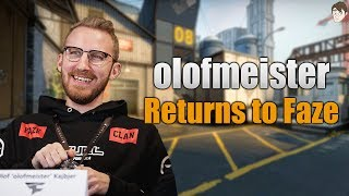 Download What olofmeister's Return Brings to Faze Clan Video